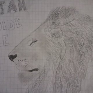 never draw, ever. but felt the need. <3