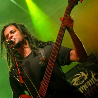 Live at Bloodstock Open Air, UK. August 2012
