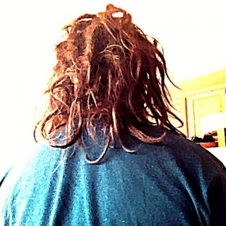 3.5 months of dreads
