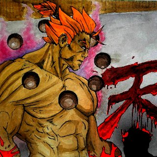 Akuma Revenge