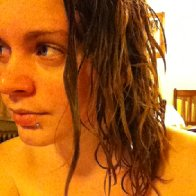First BS/ACV Rinse (Blog post 2/1/13)