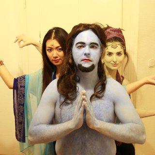 Surpanakha meets Ram