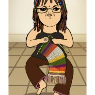 Angry Knitter