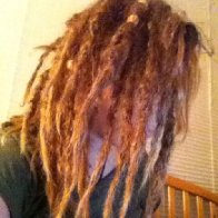 dreads 2 months