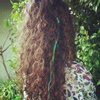 yarn dread wrap