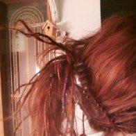 red dreads week 2