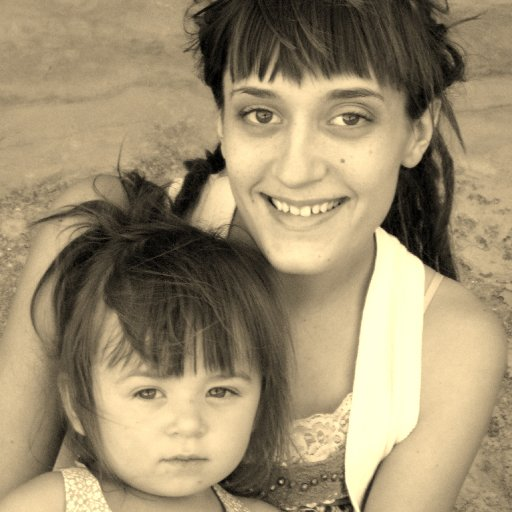 Alexis and  Mom Summer 2011