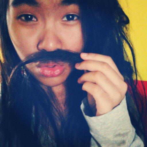 Dread Moustache :3