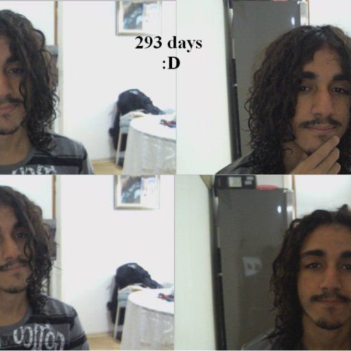 293 days / 9.6 months - after the wash