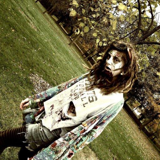 zombie dreads