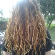 My baby dreads