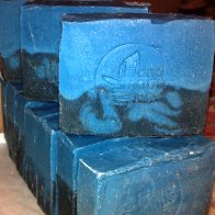 Charcoal Dreadlock Shampoo Bar