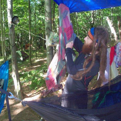 Vermont Rainbow Gathering 2012