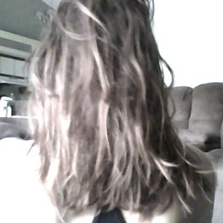 Week four of natural neglect with some washing