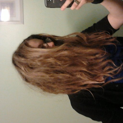 Right side after one month of neglect :)