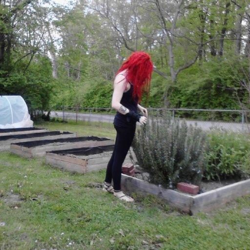 <3 My garden