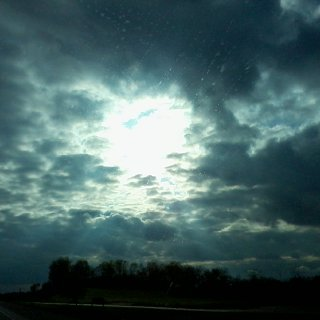 i took this pic on me lil trip with me lover hehe on roadtrip soo pretty