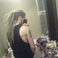 My dreads update