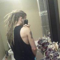 My dreads update