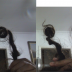some of my dreads - over a year of complete natural dreadlocks