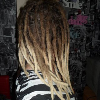 3 months bleached ends