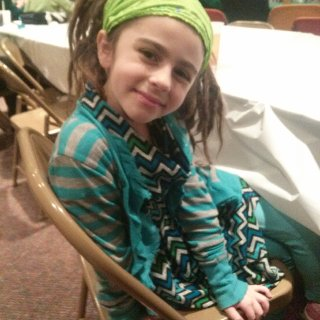 Gilly turned 6 years old on June 6th, 2013! Her dreads are a year and a half in this photo!