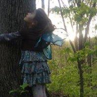 Tree Hugging -Beltane 2012