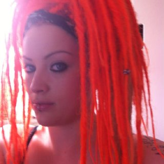 the good thing about extentions easily swap colours orange