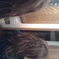 7 month wild dreads