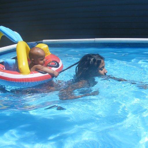 dreads pulling tug boat