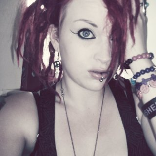 edited sexy dreads