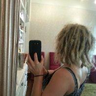 Natural Dreads 14 months