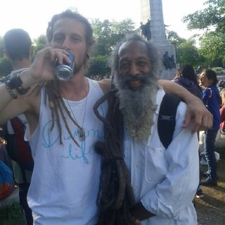 Just a guy I met at a festival in montreal. He was awesome by the way.