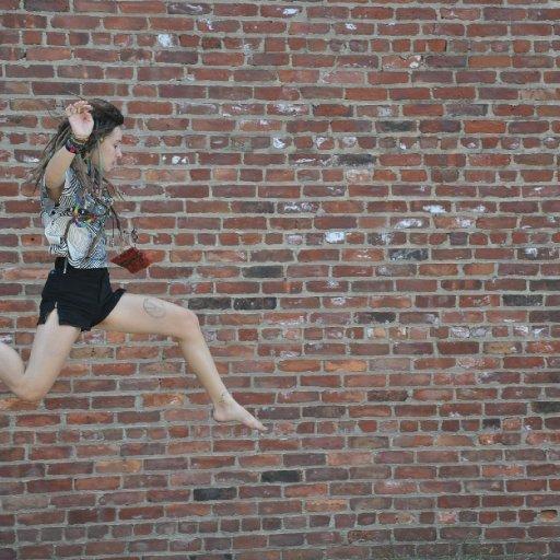 Jump - Theodora Martino Brooklyn NY