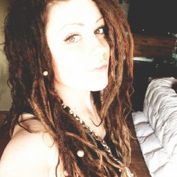 To the rude asshole that called my dreads gross, eat your heart out