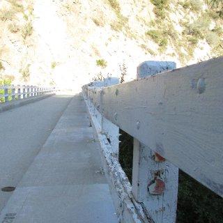 not really, a bridge along a hike haha