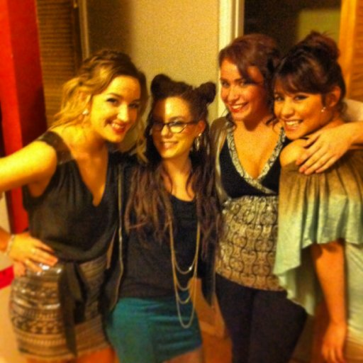 birthday parties...&good friends