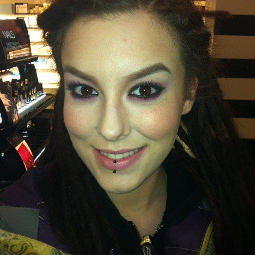 fun vampire look