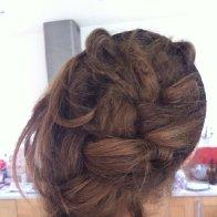 First braid attempt!