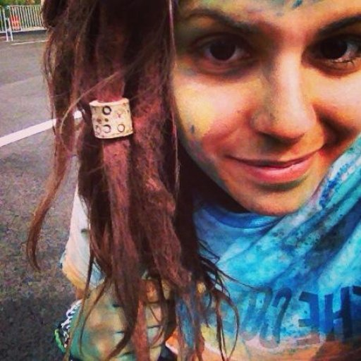 Also from the color run