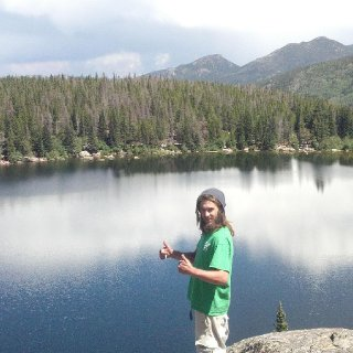 Bear Lake. August 12, 2013