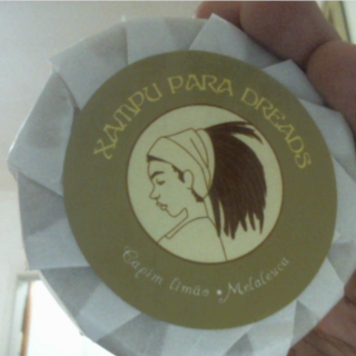 yeah i found it here on Brazil, as i couldn't buy the dreadlockshampoo ones [the taxes are high and the conversion of dollar to Real too].  It was R$15,00 [less than $7, the ingredients are a COPY of dreadlockshampoo bar with slight variations...  The bar is small, but as it isn't expensive so i think it's worth  i'll review it later