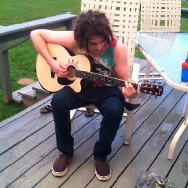 I wanna jam with you.
