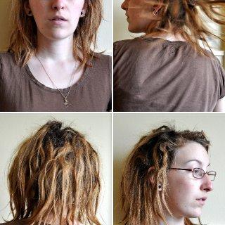 natural dreadlocks 3.5 months