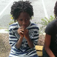 My sons dreads