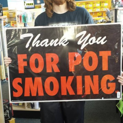 pot smoking
