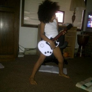 kiah rockin out