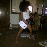 kiah rockin out