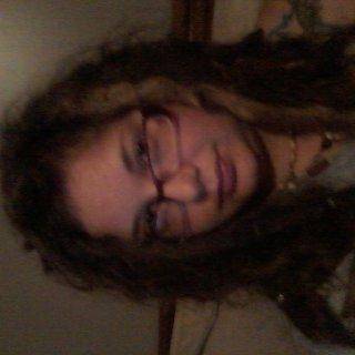 time for a change new glasses an one blonde dread lol whoa big change haha n ot