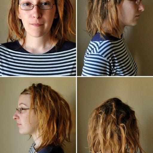 Natural dreadlocks 4 months